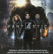 Çeşitli Sanatçılar: Fantastic Four (2015) - Soundtrack - Plak
