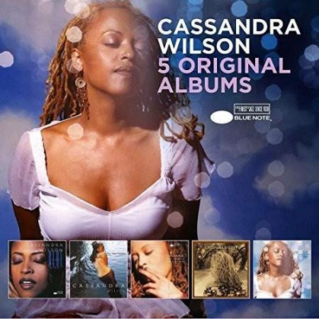 Cassandra Wilson: 5 Original Albums - CD