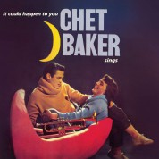 Chet Baker: It Could Happen To You + 2 Bonus Tracks! Limited Edition In Transparent Purple Colored Vinyl. - Plak