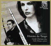 Cecile Daroux, Pablo Márquez: Piazzolla: Historie du Tango - CD