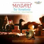 Kammerorchester Berlin, Helmut Koch, Staatskapelle Dresden, Otmar Suitner: L. Mozart, W.A. Mozart: Toy Symphony, a Musical Joke - CD