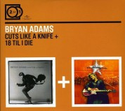 Bryan Adams: Cuts Like A Knive/18 Til I Die - CD