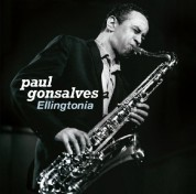 Paul Gonsalves: Ellingtonia - CD