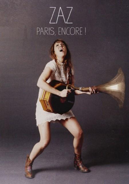 Zaz: Paris, Encore! - DVD