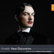 Modo Antiquo, Federico Maria Sardelli: Vivaldi: New Discoveries - CD