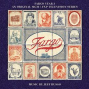 Jeff Russo: Fargo Season 3 (Limited Numbered Edition - Red - Blue Vinyl) - Plak