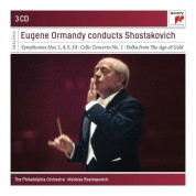 Eugene Ormandy: Conducts Shostakovich - CD