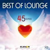 Çeşitli Sanatçılar: Best Of Lounge - CD