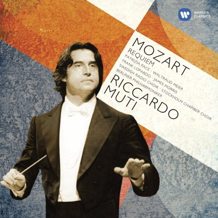 Waltraud Meier, Frank Lopardo, Patrizia Pace, James Morris, Swedish Radio Choir, Berliner Philharmoniker, Riccardo Muti: Mozart: Requiem, Ave Verum Corpus - CD