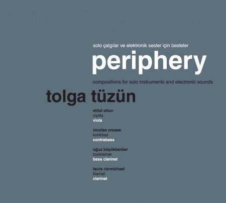 Tolga Tüzün: Periphery - CD