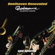 Quintessence Saxophone Quintet: Beethoven Renovated - Quintessence Saxophone Quintet - CD