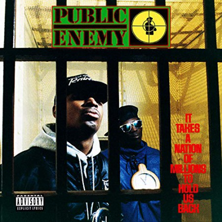 Public Enemy: It Takes A Nation Of Millions To Hold Us Back - CD