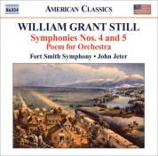 John Jeter: Still, W.G.: Symphonies Nos. 4,