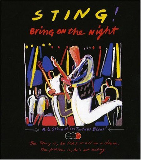 Sting: Bring On The Night - CD
