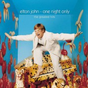 Elton John: One Night Only - The Greatest Hits - Plak