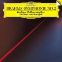 Herbert von Karajan, Berliner Philharmoniker: Brahms: Symphony No. 2 - Plak
