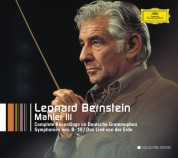 Mahler: Bernstein Compl. Recordings Vol. III - CD