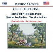 Burleigh: Music for Violin and Piano - CD