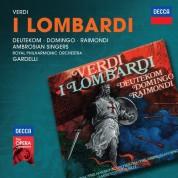 Ambrosian Singers, Cristina Deutekom, Lamberto Gardelli, Plácido Domingo, Royal Philharmonic Orchestra, Ruggero Raimondi: Verdi: I Lombardi - CD