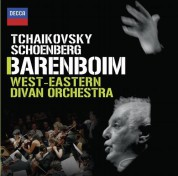 Daniel Barenboim, West-Eastern Divan Orchestra: Tchaikovsky/ Schoenberg: Pathétique/ Variations - CD