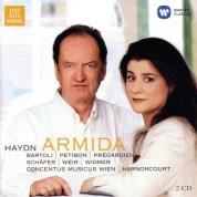 Nikolaus Harnoncourt, Cecilia Bartoli, Christoph Prégardien, Concentus Musicus Wien: Haydn: Armida - CD
