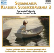Jorma Panula: Suomalaisia Klassisia Suosikkisavelmia, Vol. 2 - CD