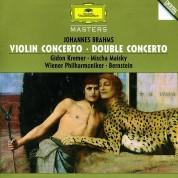 Gidon Kremer, Mischa Maisky, Wiener Philharmoniker, Leonard Bernstein: Brahms: Violin Concerto, Double Concerto - CD