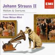 London Philharmonic Orchestra, Franz Welser-Möst: Johann Strauss II: Waltzes & Overtures - CD