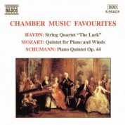 Chamber Music Favourites - CD