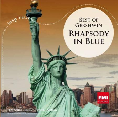 Çeşitli Sanatçılar: Best Of Gershwin - Rhapsody in Blue - CD