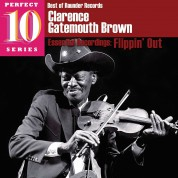 Clarence Gatemouth Brown: Flippin' Out - CD