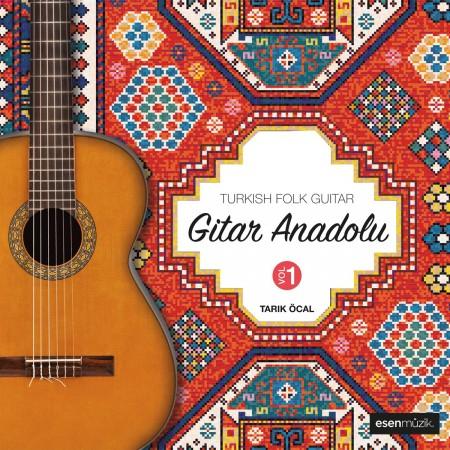 Tarık Öcal: Gitar Andolu Vol. 1 (Turkish Folk Guitar) - Plak