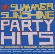 Çeşitli Sanatçılar: Summer Sunshine Party Hits - CD