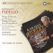 Jon Vickers, Helga Dernesch, Helen Donath, Zoltan Kelemen, Karl Ridderbusch, Jose van Dam, Berliner Philharmoniker, Herbert von Karajan: Beethoven: Fidelio - CD