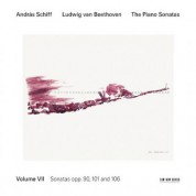 András Schiff: Ludwig van Beethoven: The Piano Sonatas, Volume VII - CD
