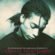 Terence Trent D'Arby: Introducing The Hardline According To Terence Trent D'Arby - Plak