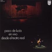 Paco de Lucia: En Vivo: Desde El Teato Real - Plak
