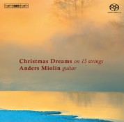 Anders Miolin: Christmas Dreams on 13 Strings - SACD