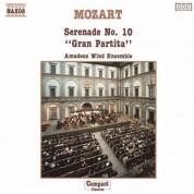 Mozart: Serenade No. 10, 'Gran Partita' - CD