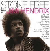 Çeşitli Sanatçılar: Stone Free (Jimi Hendrix Tribute) - Plak