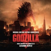 Alexandre Desplat: OST - Godzilla - Plak