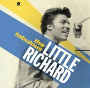 Little Richard: The Fabulous Little Richard - Plak