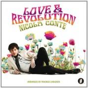 Nicola Conte: Love & Revolution - CD