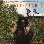 Peter Tosh: Legalize It (Transparent Green & Solid Yellow Vinyl) - Plak