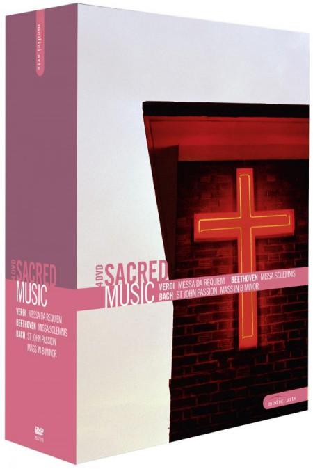 Çeşitli Sanatçılar: Sacred Music - DVD