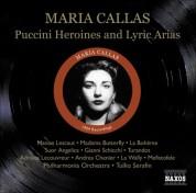 Maria Callas: Callas, Maria: Puccini Heroines / Lyric Arias (1954) - CD