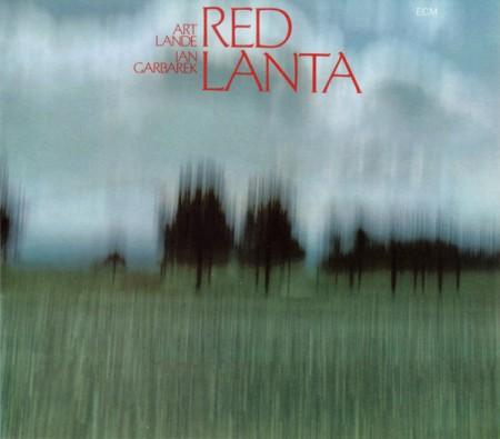 Art Lande, Jan Garbarek: Red Lanta - CD