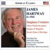 Çeşitli Sanatçılar: Hartway: Imaginary Creatures / 3 Myths / Images of Mogador / Scenes From A Marriage - CD