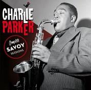 Charlie Parker: Complete Savoy Sessions + 19 Bonus Tracks. - CD