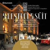 Gürer Aykal, İstanbul Sinfonietta: 5 Besteci 5 Süit - CD